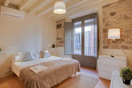 Emblemático, balcón en casco antiguo 22 - Girona
