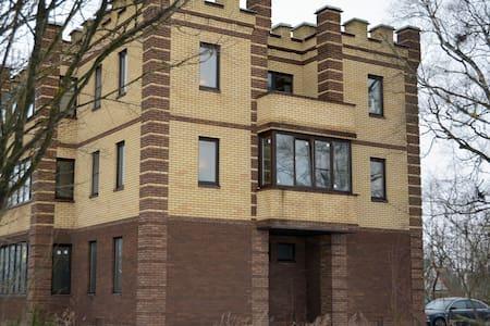 Уютные комнаты в загородном доме возле парка - Pushkin