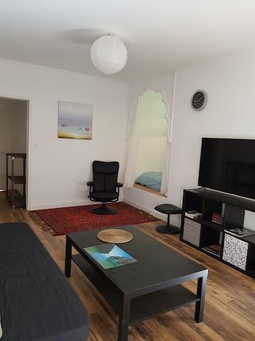 Appartement de 65m2 au vieux port