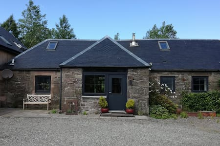 The Bothy- two bedroom cottage in rural Perthshire