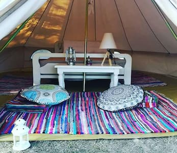 The Pirgos bell-tent