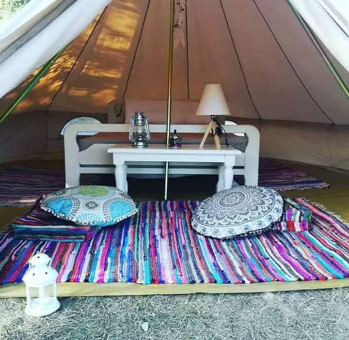 The Pirgos bell-tent