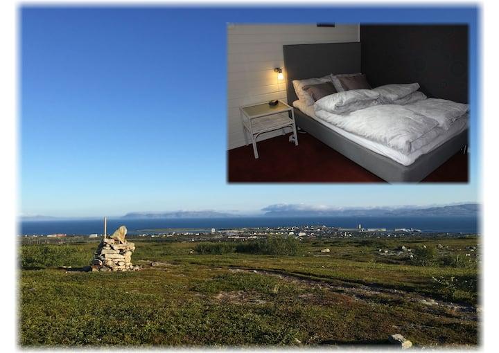 Myrullveien Bed & Breakfast, Vadsø - double room
