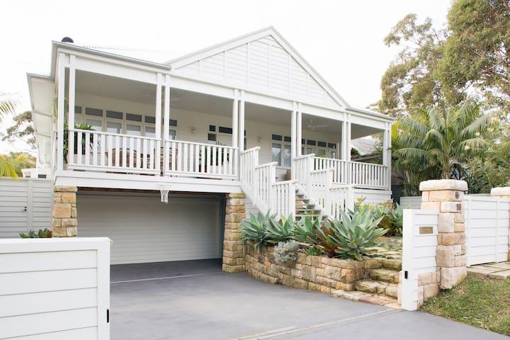 Coonanga Beach House - Driveway