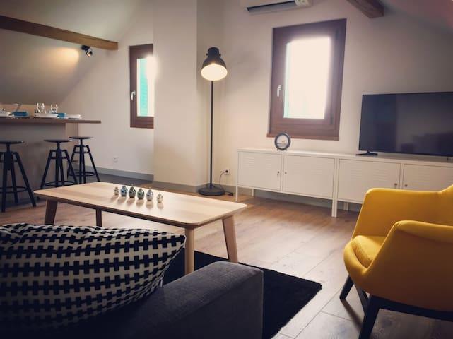 Appartement de la Rive, à 5min d'Evian - Publier