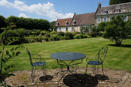 Le Manoir, charme et authenticité - Gouy-Saint-André - Bed & Breakfast