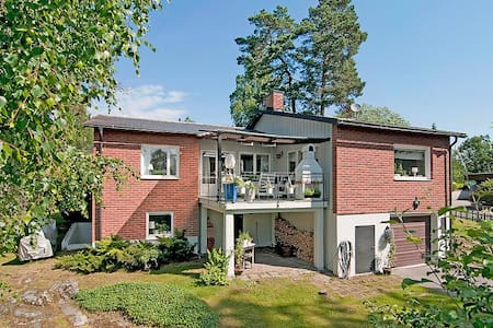 210 sqm house in Stockholm suburbs - Jakobsberg - House