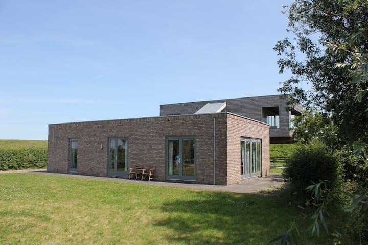 modern design coutryside villa