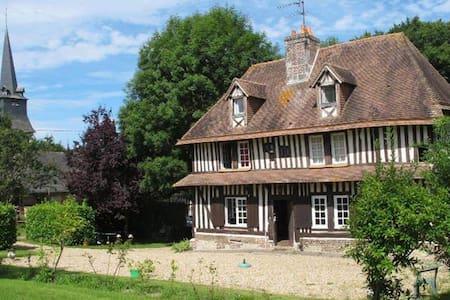 Manoir des Fontaines - St Julien sur Calonne - Saint-Julien-sur-Calonne