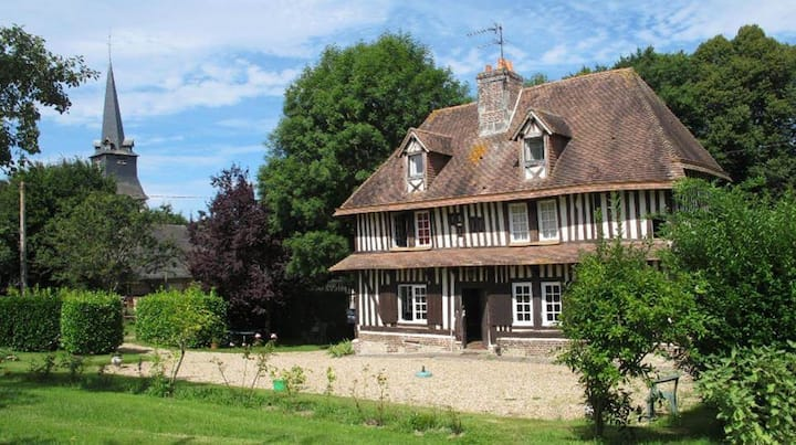 Manoir des Fontaines - St Julien sur Calonne