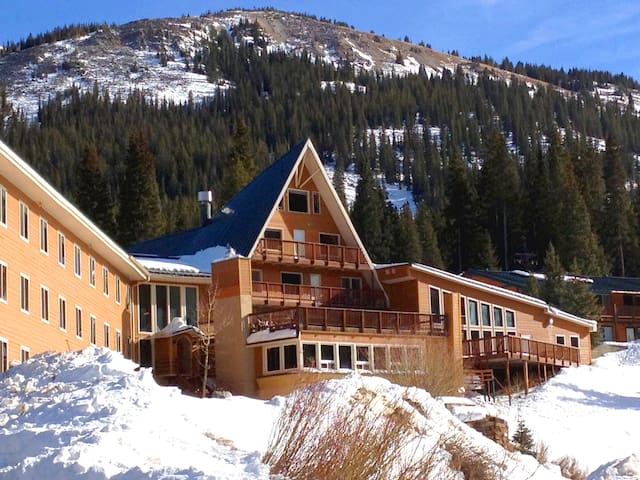 2BR condo at The Lodge by The Blue