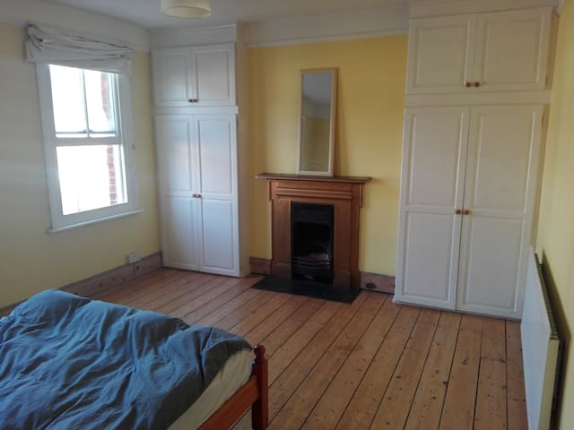 Comfortable double room in Central Oxford - Oxford - Huis