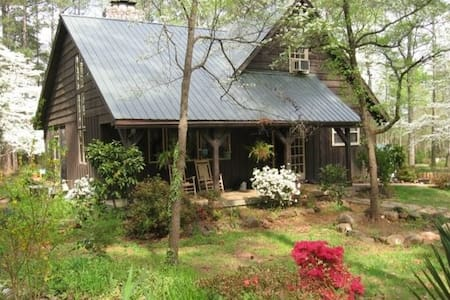 Another Rustic Getaway in Covington