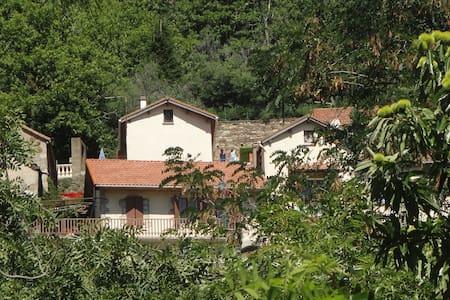 Au pied du Mont Lozère - Concoules - House