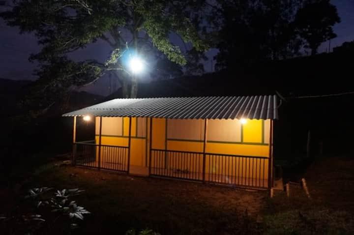 Cabaña campestre el Jardín del Arriero