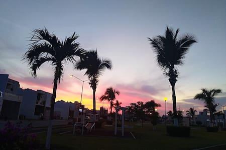 Hermosa Casa para tu estadía en Mazatlán
