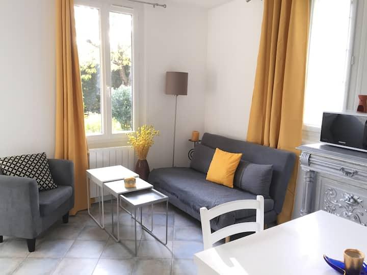 Charmante maison 40 m², Meudon centre