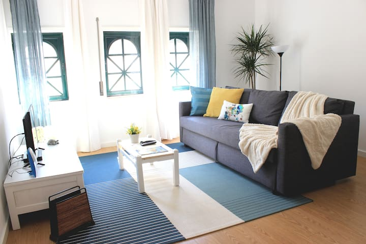 Lovely Aveiro Center Apartment