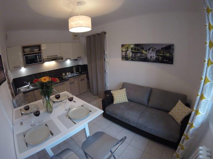 Nid Douillet A Annecy Avec 2 Velos Et Parking Apartments For