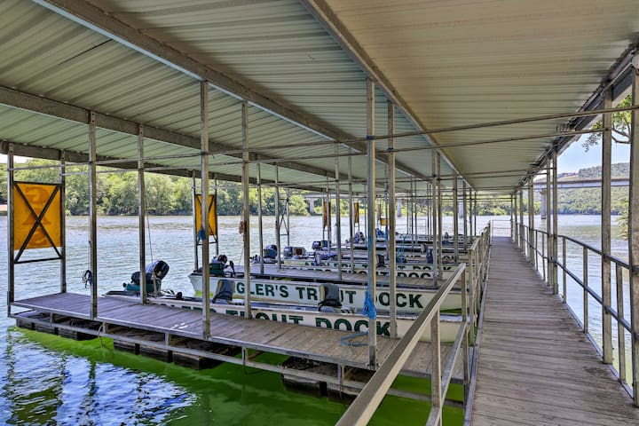 Anglers Resort features boat rentals, guided fishing & floating tours, and more!
