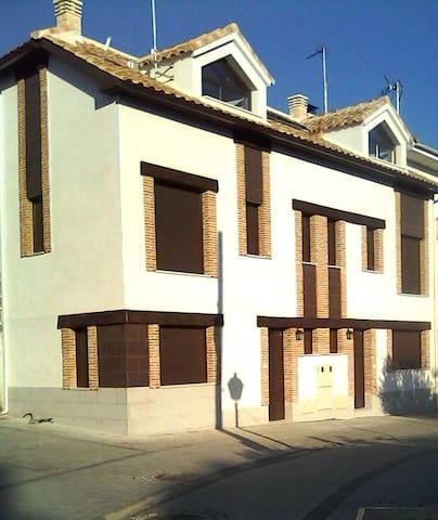 Apartamento en la Sierra de Madrid - Colmenar del Arroyo - อพาร์ทเมนท์