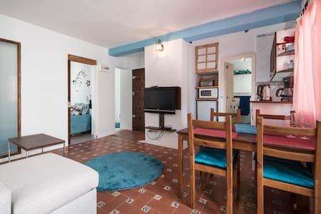 5 mn WALK FROM BEACH AND GOLF COURSES - Costa del Sol