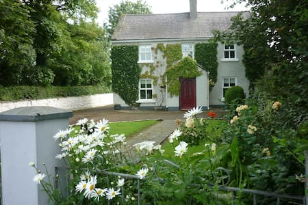 Charming country farmhouse in Galway