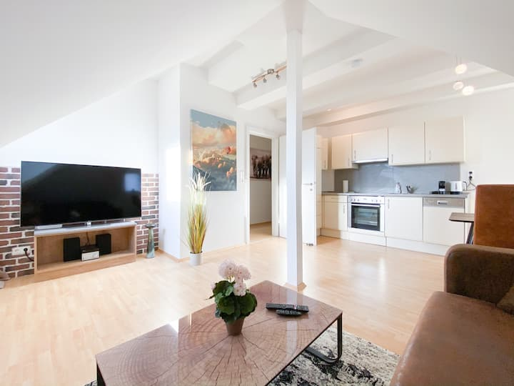 Moderne 3-Zimmer-Wohnung mit Terrasse!