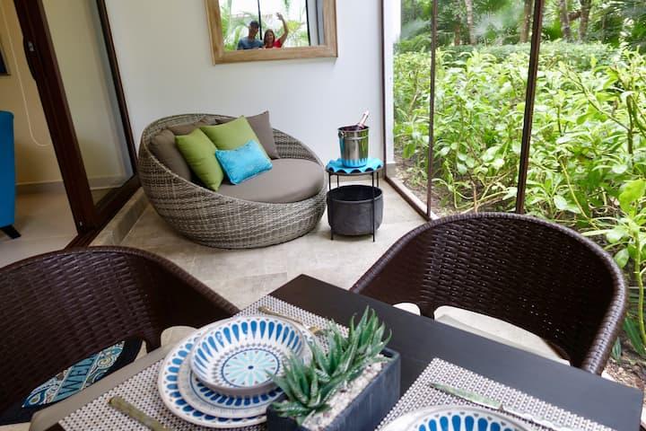 New!!! Luxury Loft, Golf view, 5* amenities, Gated