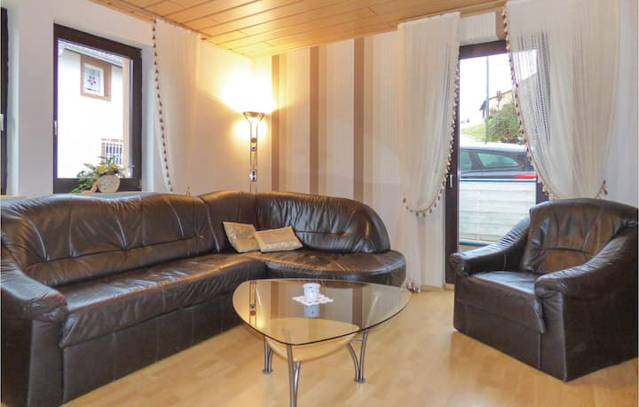 Holiday apartment with 1 bedroom on 65m² in Gerolstein
