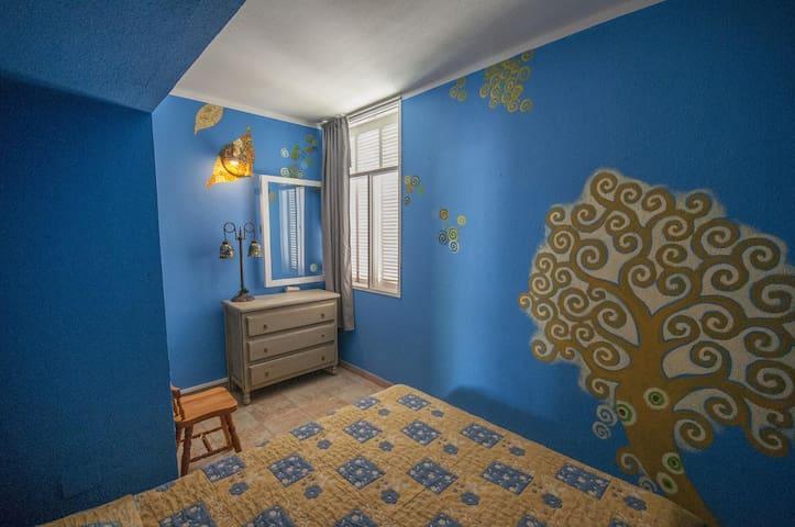 """Los Duendes del Sur hostel/double room """"Gustav """""""