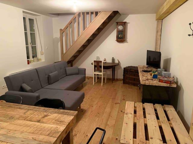 Appartement pour 7 personnes