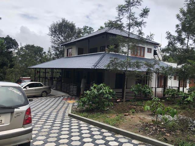 Smarika Farms Homestay : Upto 4 Pax ( 2 Rooms )