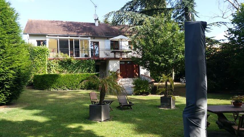 Magnifique maison sur les bords de l'Oise - Auvers-sur-Oise