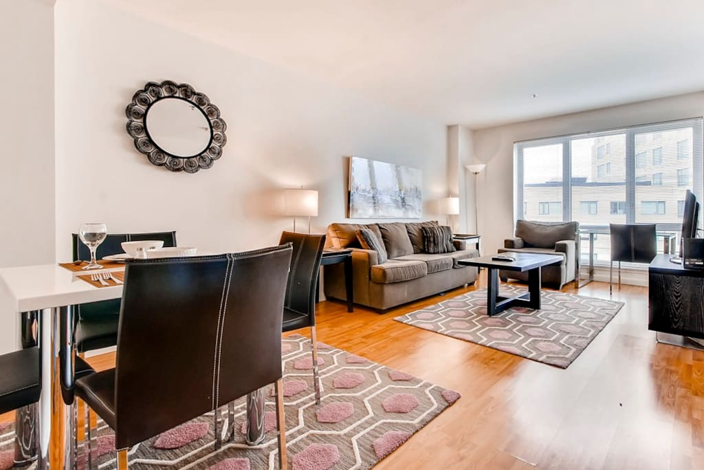 Luxury 1 Bedroom Boston Apartment In Fenway Apartments