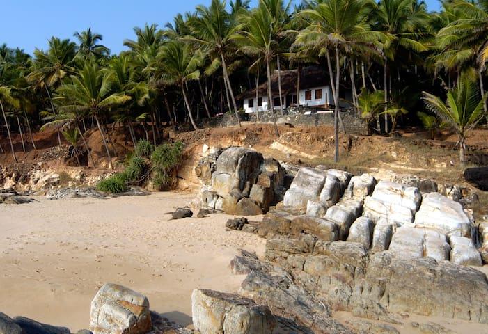 Karikkathi - Private Beach House