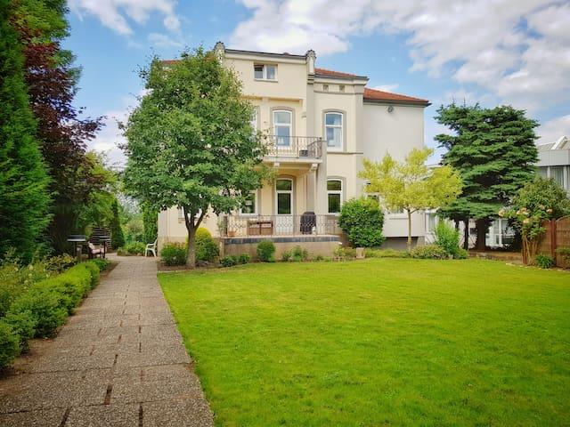 Jugendstil-Villa im Herzen von Kassel