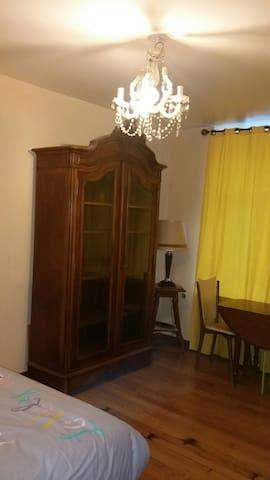 Une chambre pour 2 personnes - Sévigny-Waleppe