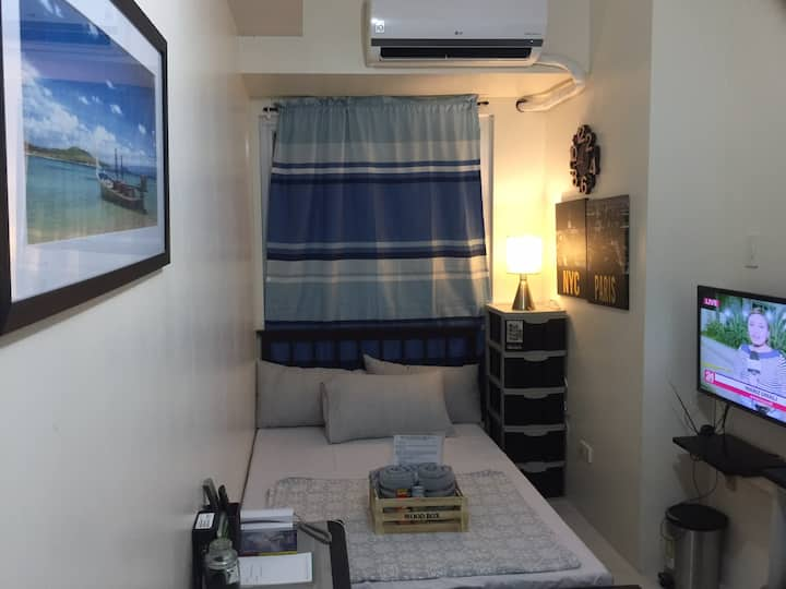 "Green Residences Studio   ""In the heart of Manila"""