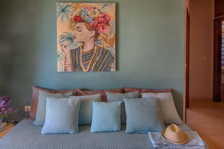 Modern appartment, ideal for holidays in Chania #2