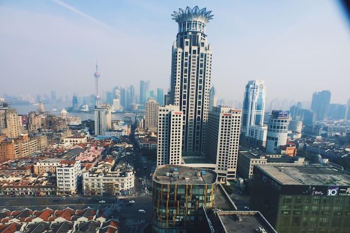 Cosy home within minutes of CBD - Shanghai - Appartement