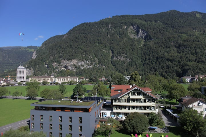 Backpackers Villa, Hostel Interlaken: budget 4-bed