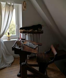 BRETZEL ET COMPAGNIE - Soultz-Haut-Rhin - Bed & Breakfast