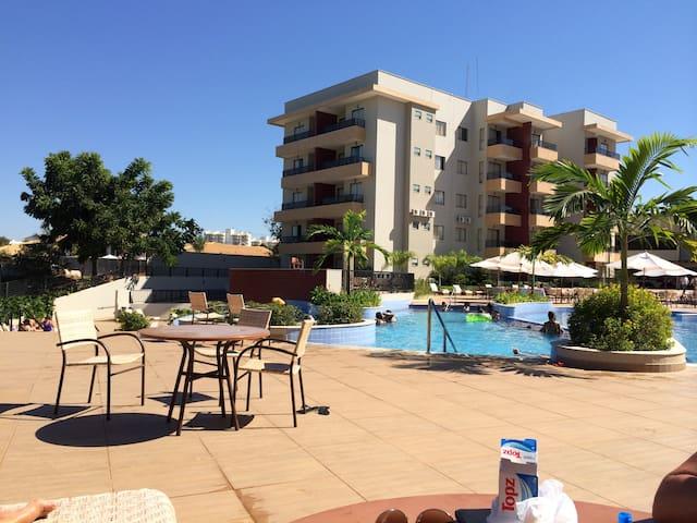 Marina Flat & Nautica - Caldas Novas - Apartment