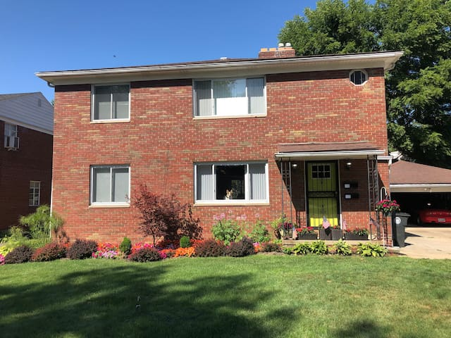 West Akron Apartment in a Great Location