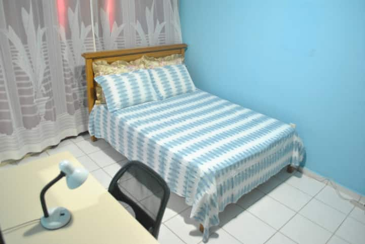 Double room (suite) on the south side of Natal