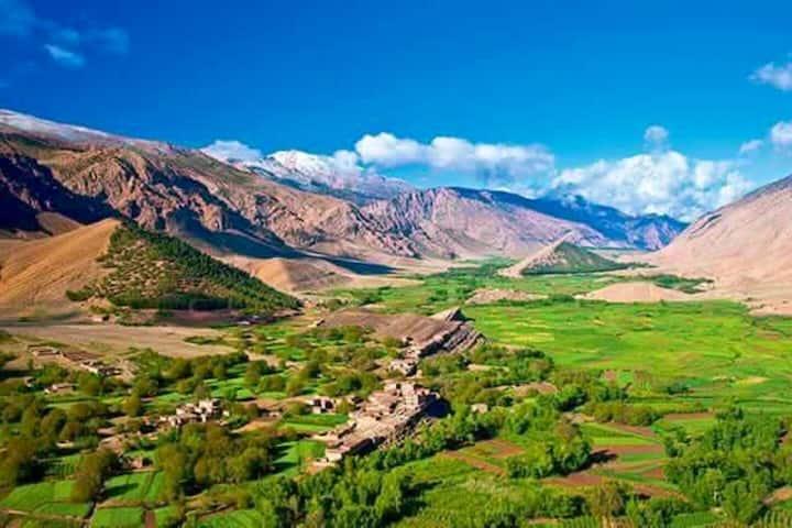 Ait Bougmez la vallée heureuse