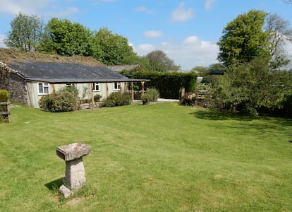 Stable Cottage, Lower Hookner Farm, North Bovey - North Bovey - Haus