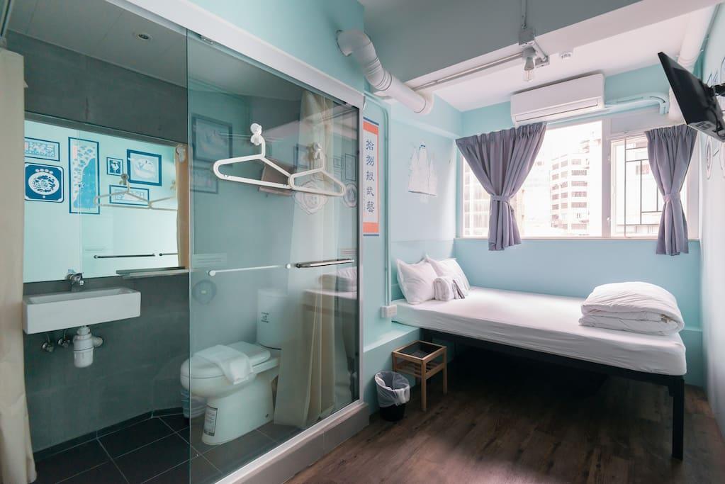 Clean & comfy environment