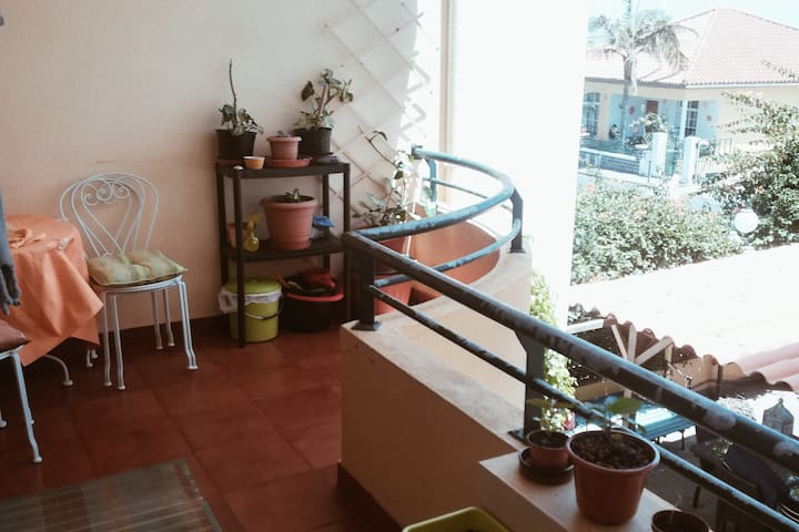 Madeira garajau apartment